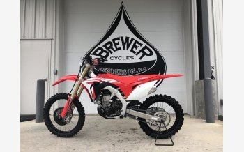 2019 Honda CRF450R for sale 200606472