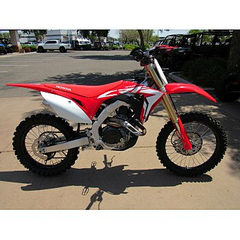 2019 Honda CRF450R for sale 200609216