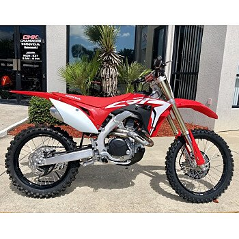 2019 Honda CRF450R for sale 200611776