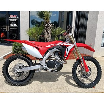 2019 Honda CRF450R for sale 200611777
