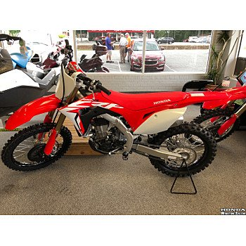 2019 Honda CRF450R for sale 200611930