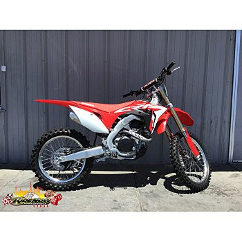 2019 Honda CRF450R for sale 200612622