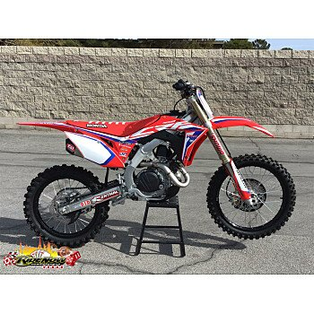 2019 Honda CRF450R for sale 200612623