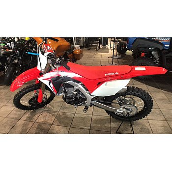 2019 Honda CRF450R for sale 200614248