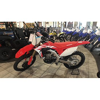 2019 Honda CRF450R for sale 200627382