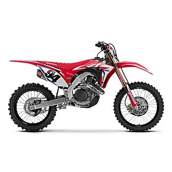 2019 Honda CRF450R for sale 200632248