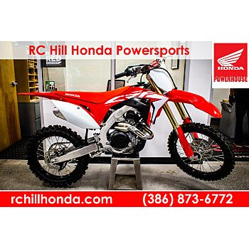2019 Honda CRF450R for sale 200634544