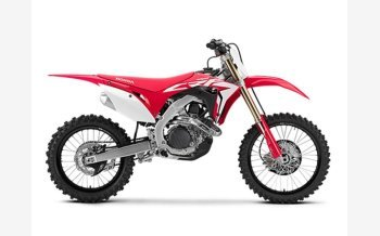 2019 Honda CRF450R for sale 200635122