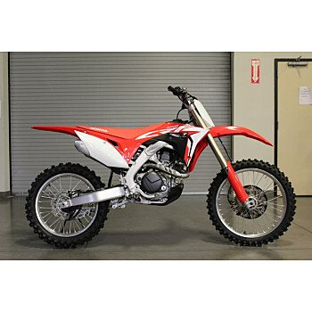 2019 Honda CRF450R for sale 200657753