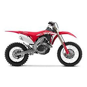 2019 Honda CRF450R for sale 200681238