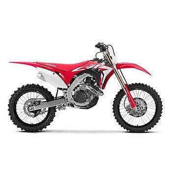 2019 Honda CRF450R for sale 200708960