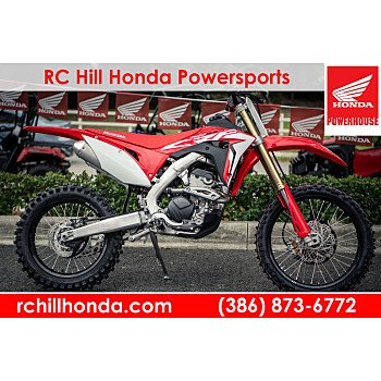 2019 Honda CRF450R for sale 200712701