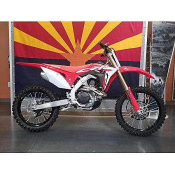 2019 Honda CRF450R for sale 200721069