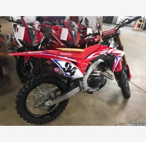 2019 Honda CRF450R for sale 200622794