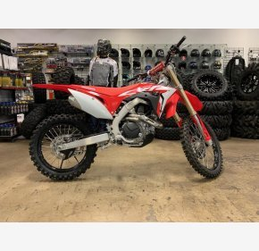 2019 Honda CRF450R for sale 200626787