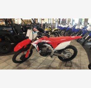 2019 Honda CRF450R for sale 200627382