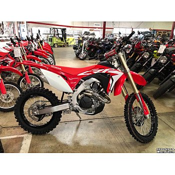 2019 Honda CRF450R for sale 200631345