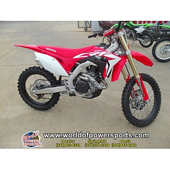 2019 Honda CRF450R for sale 200637680
