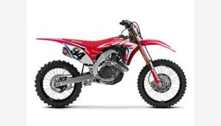 2019 Honda Crf450r Motorcycles For Sale Motorcycles On Autotrader