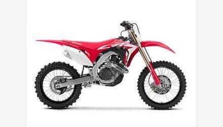 2019 Honda CRF450R for sale 200704108