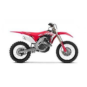 2019 Honda CRF450R for sale 200712342