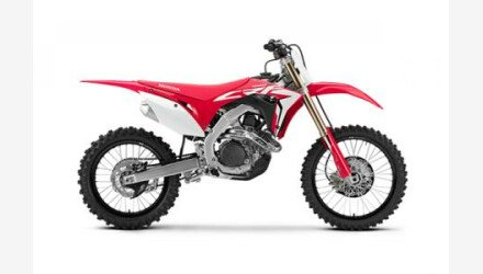 2019 Honda CRF450R for sale 200712345