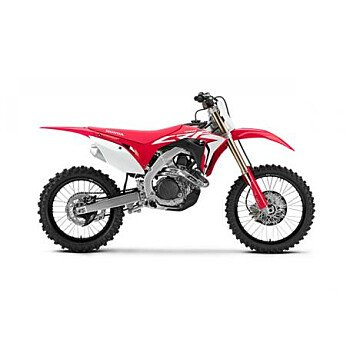 2019 Honda CRF450R for sale 200712348