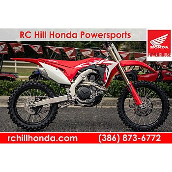 2019 Honda CRF450R for sale 200737323