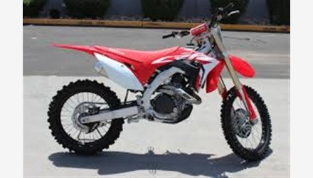 2019 Honda CRF450R for sale 200740667
