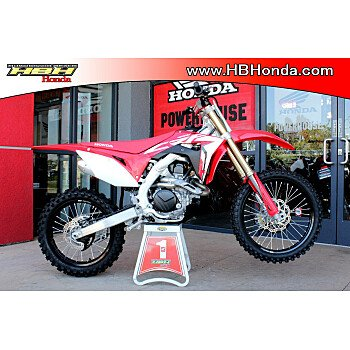 2019 Honda CRF450R for sale 200774067