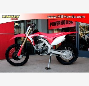 2019 Honda CRF450R for sale 200774070