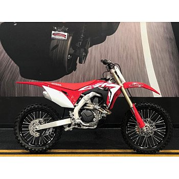 2019 Honda CRF450R for sale 200777546