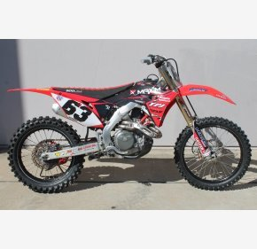 2019 Honda CRF450R for sale 200816846