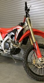 2019 Honda CRF450R for sale 200826321