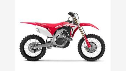 2019 Honda CRF450R for sale 200832658