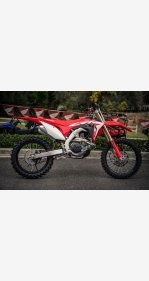 2019 Honda CRF450R for sale 200880782