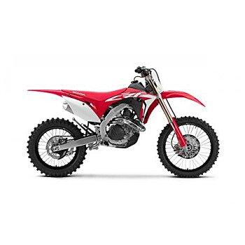 2019 Honda CRF450R for sale 200909730