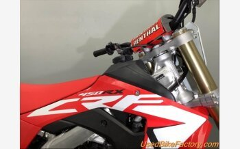 2019 Honda CRF450R for sale 201083694