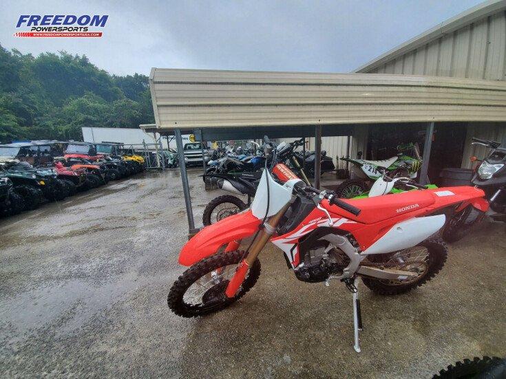 2019 Honda CRF450R for sale 201109510