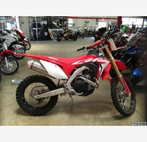 Crf450x For Sale >> Honda Crf450x Motorcycles For Sale Motorcycles On Autotrader