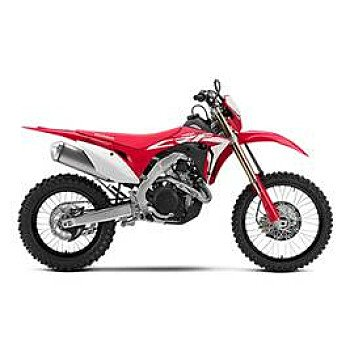 2019 Honda CRF450X for sale 200695525