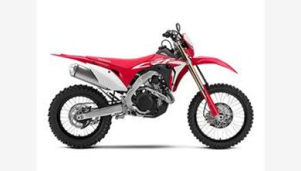 2019 Honda CRF450X for sale 200731078