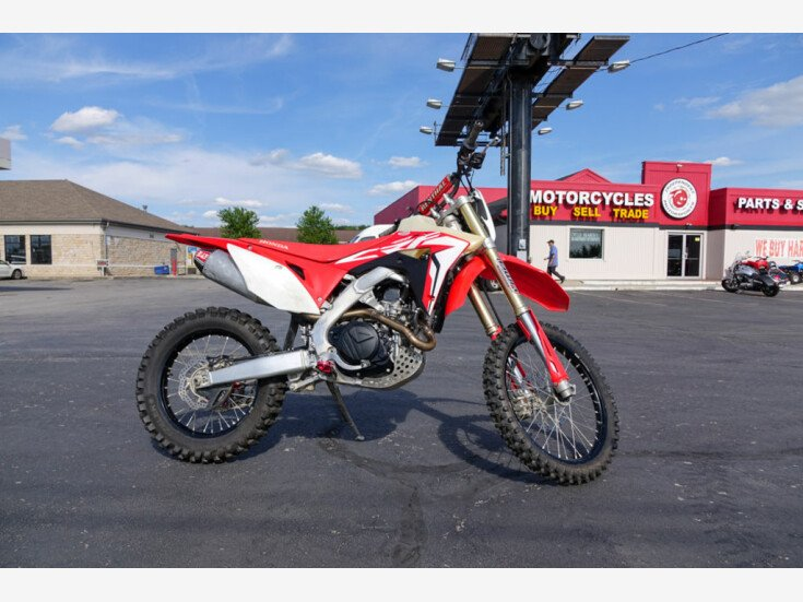 2019 Honda CRF450X for sale 201110201