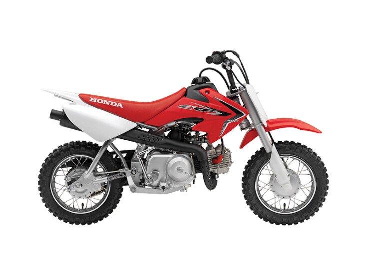 2019 Honda CRF50F 50F specifications
