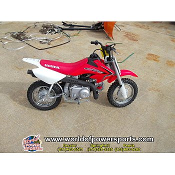 2019 Honda CRF50F for sale 200646131