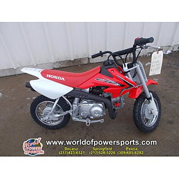 2019 Honda CRF50F for sale 200653793