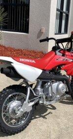 2019 Honda CRF50F for sale 200618117