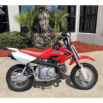 2019 Honda CRF50F for sale 200618124