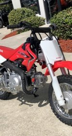 2019 Honda CRF50F for sale 200618124