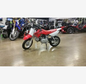 2019 Honda CRF50F for sale 200625364